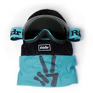 Teal Slope Ski Set
