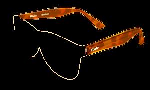 Switch Sunglasses tortoiseshell arms