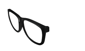 Switch Sunglasses Black Frame