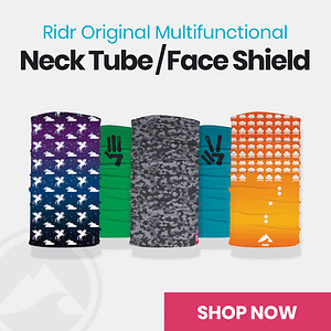 Ridr styled accessories beanie hats pompoms neck scarfs