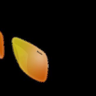 Switch Sunglasses Red Chrome Lenses