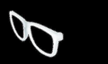 Switch Sunglasses White Frame