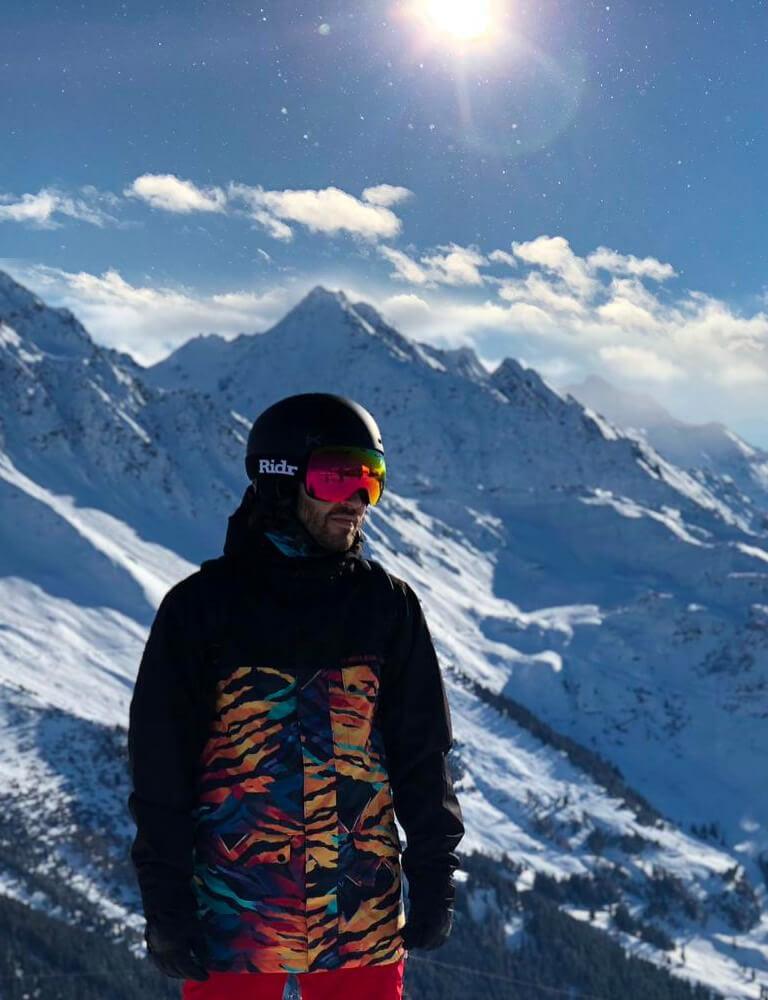 Ridr Edge Ski Goggles