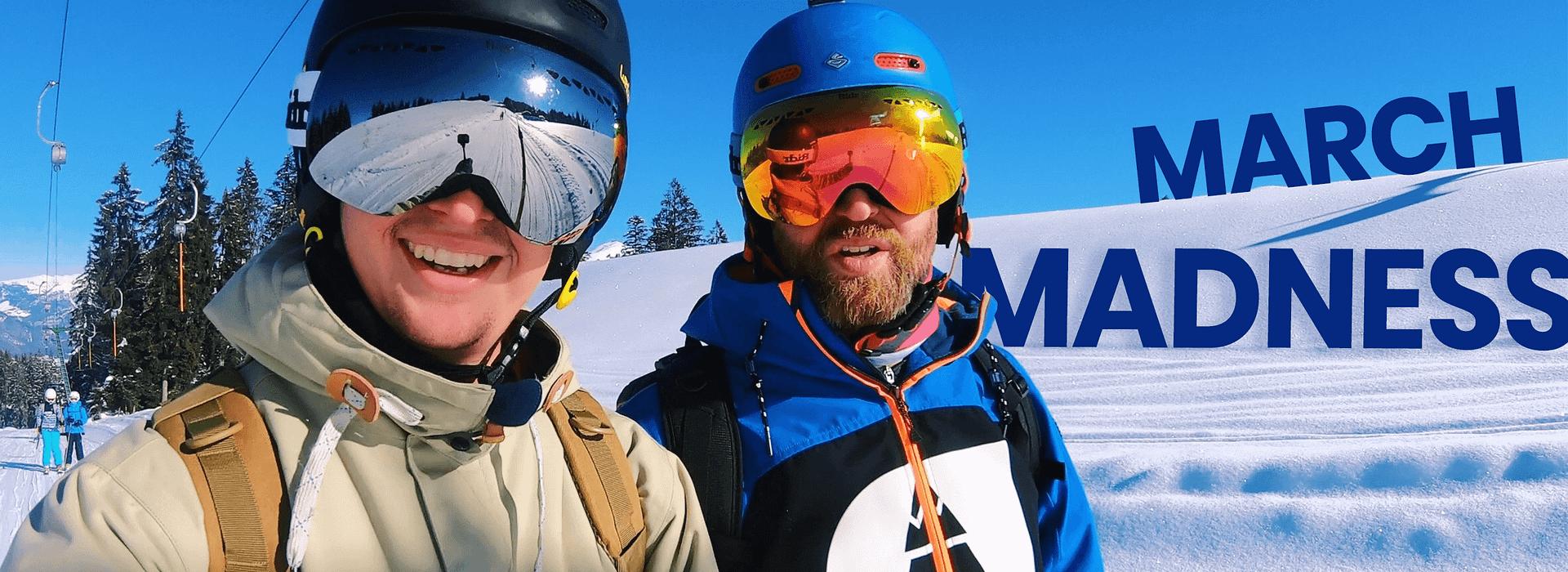 Ridr Edge Snowsports Goggles