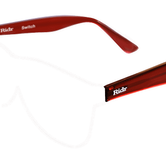 Switch Sunglasses red arms