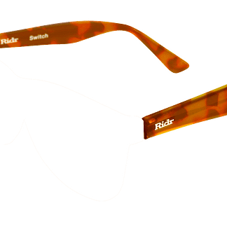Switch Sunglasses tortoiseshell arms
