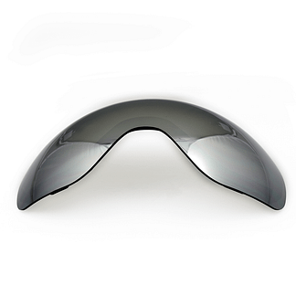 Silver Chrome Mirror Lens