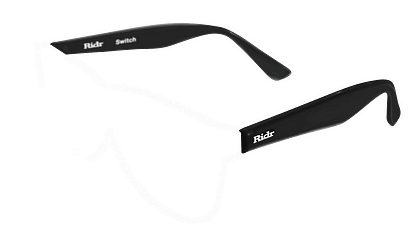 Switch Sunglasses black arms