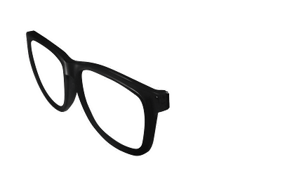 Switch Sunglasses Black Frame