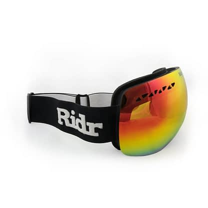 Ridr Optics Edge Goggles Magnetic lens technology