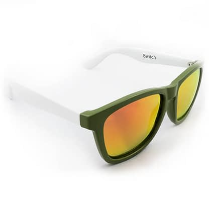 Ridr Switch Sunglasses Squashed Frog
